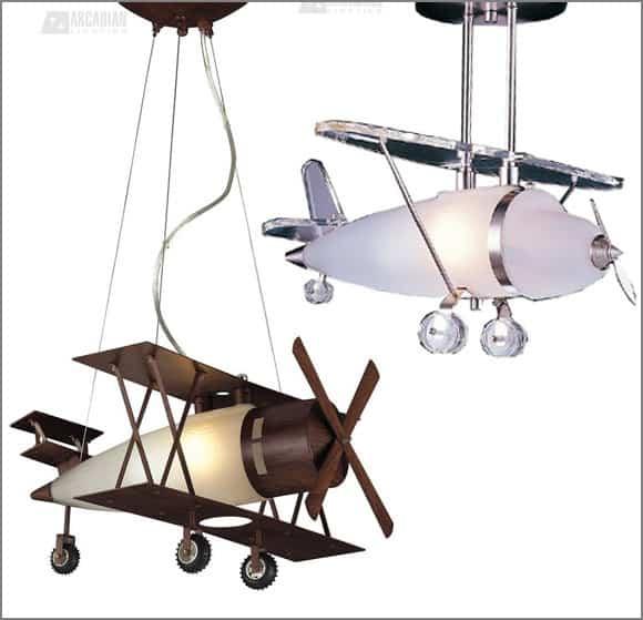 Airplane Lights   Nursery Ideas