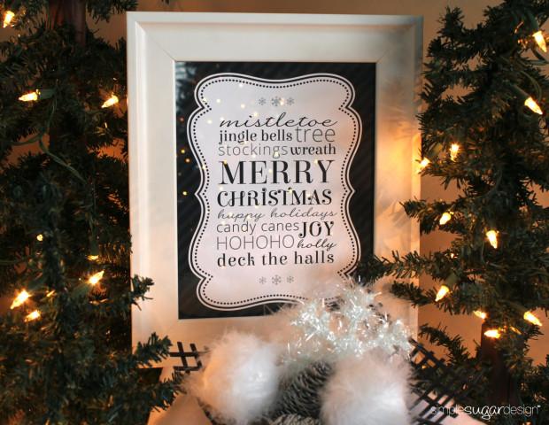 Christmas Printable1