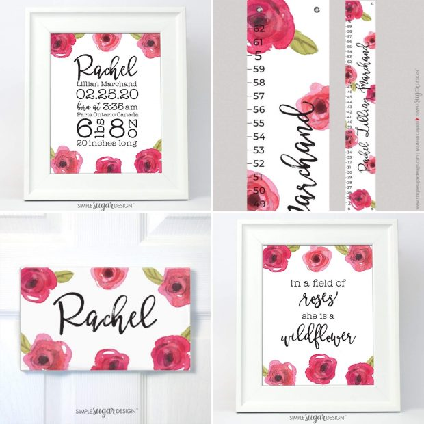 Sweet Rose Collection